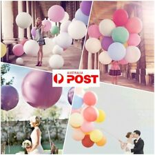 36 inch Jumbo Giant Large Latex Balloon Birthday Wedding Party Decor AU stock
