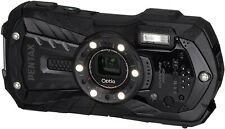 PENTAX Pentax Optio WG-1 14.0MP Digital Camera - Black
