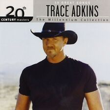 Trace Adkins - Millennium Collection: 20th Century Masters [New CD]