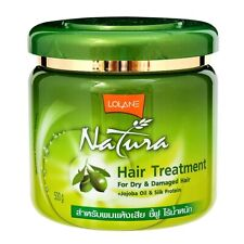 500g : Lolane Natura Dry & Damage Care Treatment Jojoba Oil & Silk Protein