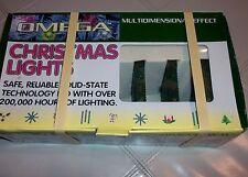 Christmas Omega Lights Multi Dimensional Effect Las Vegas Style Light Show new