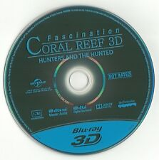 Fascination Coral Reef: Hunters and the Hunted 3D (Blu-ray + 3D Blu-ray disc)