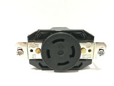 71430FR Bryant Hubbell 30A L1430R Locking Receptacle 3P 4W 125/250VAC NEW!!!!!!!