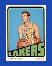 1972-73 Topps Set Break # 75 Jerry West VG-VGEX *GMCARDS*