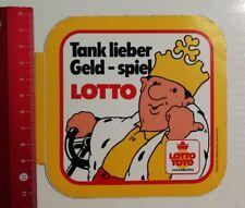 ADESIVI/Sticker: LOTTO TOTO Amburgo (250317152)