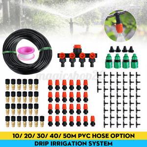 50M Micro Automatisch Bewässerungssystem Mikro Drip Bewässerung
