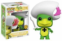 Pop! Hanna-Barbera: Touche Turtle #170 Chase Vinyl Figure by Funko