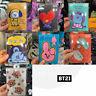 BTS BT21 Official Authentic Goods Passport Case By LINE FRIENDS + Tracking Num
