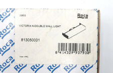 ROCA VICTORIA N-DOUBLE WALL LIGHT 81305001 FREE 1st CLASS POST VAT INC