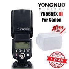 Yongnuo YN-565EX III E-TTL Wireless Speedlite Flash for Canon + Diffuser UK