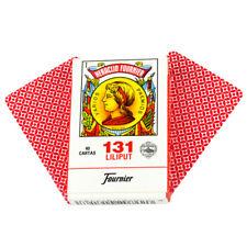 Mini 131 Liliput Deck 40 Spanish Playing Cards Mignon Tuck Case Baraja Española