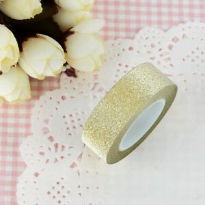 Washi Tape 15mm x 10m Roll Decorative Sticky Paper Masking Tape Adhesive Gift