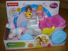 Fisher Price Little People Disney Princess Coach