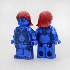 ⎡OUTSIDE BRICK⎦Custom Mystique Lego Minifigure