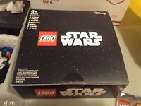Lego Star Wars 5005704 - New - 5 Minifigures Exclusive black box. On Hand