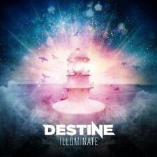 "DESTINE ""ILLUMINATE""  CD -----10 TRACKS----- NEU"