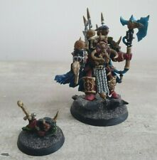 Warhammer 40k Chaos Space Marines Lord in Terminator Armour