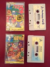 Yogi Bear & Postman Pat 2 by Alternative - ZX Spectrum cassette
