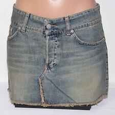 Minigonna Richmond denim donna gonna corta jeans 42 donna