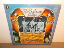 The Andrews Sisters . Golden Hits . UK LP