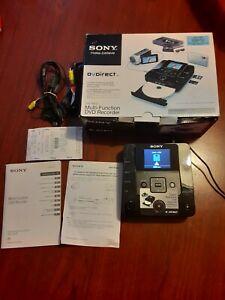 Sony DVDirect VRD-MC6 DVD Recorder
