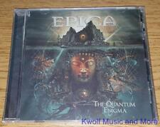 """EPICA  """"The Quantum Enigma""""   NEW  (CD, 2014)"""