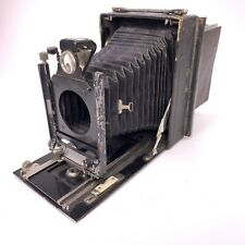 "Large Format 4"" X 5"" Folding Bellows Studio Camera Antique Eastman Kodak?"