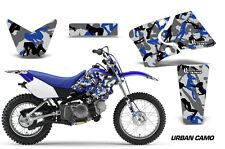 Dirt Bike Graphics Kit Decal Wrap For Yamaha TTR90 TTR90E 2000-2007 URBAN CAMO U