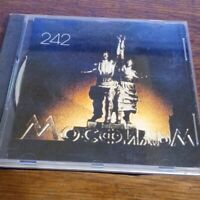 Front 242 : Back Catalogue CD OOP CD