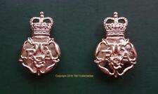 WOMEN'S ROYAL ARMY CORPS  (WRAC) COLLAR BADGES