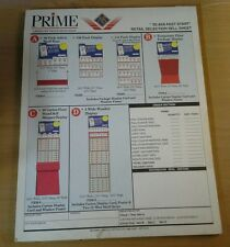 The American Tobacco Company Prime Cigarettes Retail Sales Order Booklet
