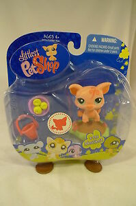 BNIB LITTLEST PET SHOP PIG AND ACCESSORIES #998