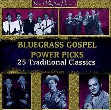 "BLUEGRASS GOSPEL POWER PICKS, CD ""25 TRADITIONAL CLASSICS"" NEW SEALED"