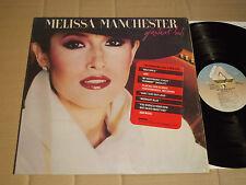 MELISSA MANCHESTER - GREATEST HITS - LP - still in shrink / noch in Folie