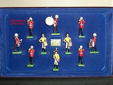 BRITAINS 5292 KINGS OWN BORDER REGIMENT LIMITED EDITION TOY SOLDIER FIGURE SET