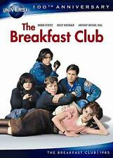 The Breakfast Club (DVD, 2012, Canadian Universal 100th Anniversary) NEW (SEALED