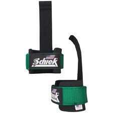 Schiek Sports Model 1000-PLS Deluxe Power Lifting Straps - Green