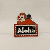 WDW Hidden Mickey Series III Aloha Monorail Aloha Dale Disney Pin 66537
