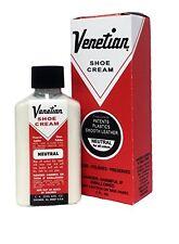 Venetian Shoe Cream 3 oz  Neutral