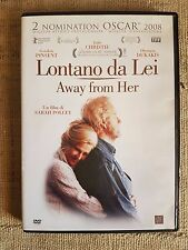 Away form Her Lontano da Lei - un film di Sarah Polley - DVD