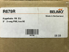 "Belimo Type R679R 2-Way Characterized Control Valve (DN80 / 3"") With Flange PN6"