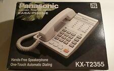 Panasonic Easa Phone KX-T2355 Hands Free Speakerphone Made In Japan