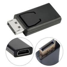Displayport Stecker auf zu HDMI Buchse Adapter Konverter-DP zu-HDMI-1080P