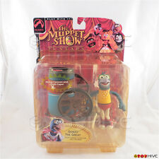 Muppet Show Palisades Gonzo the Great action figure series 2 Muppets worn dent
