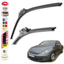 "VW Beetle 2011-on HEYNER SUPER FLAT PREMIUM wiper blades 22"" 22"" FRONT"