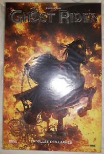 Ghost rider 5 - La vallée des larmes - 100% Marvel - 2008- Comics