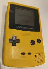 Nintendo Game Boy Color Grün Blau Gelb Türkis Handheld-Spielkonsole GBC