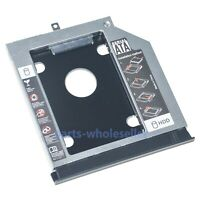 2nd HDD SSD Hard Drive Caddy for Lenovo XiaoXin ideapad 310 510 with Faceplate