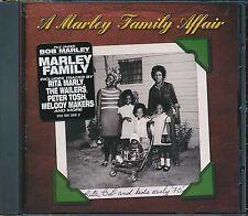 Bob Rita Marley Peter Tosh Melody Makers A Marley Family Affair Reggae Music CD