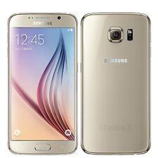 Bnib Samsung Galaxy S6 32Gb Sm-G920F Gold Platinum Factory Unlocked 4G Lte Gsm
